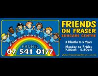 Friends On Fraser Educare