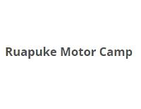 Ruapuke Motor Camp