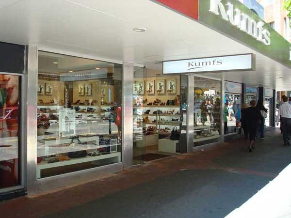 Shopfront Glass Windows