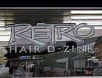 Retro Hair D-zine