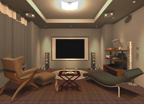 AV Home Theater Installations