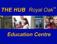 The Hub - Royal Oak Education Centre