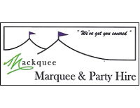 Mackquee Marquee & Party Hire