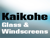Kaikohe Glass & Windscreens (2009) Ltd