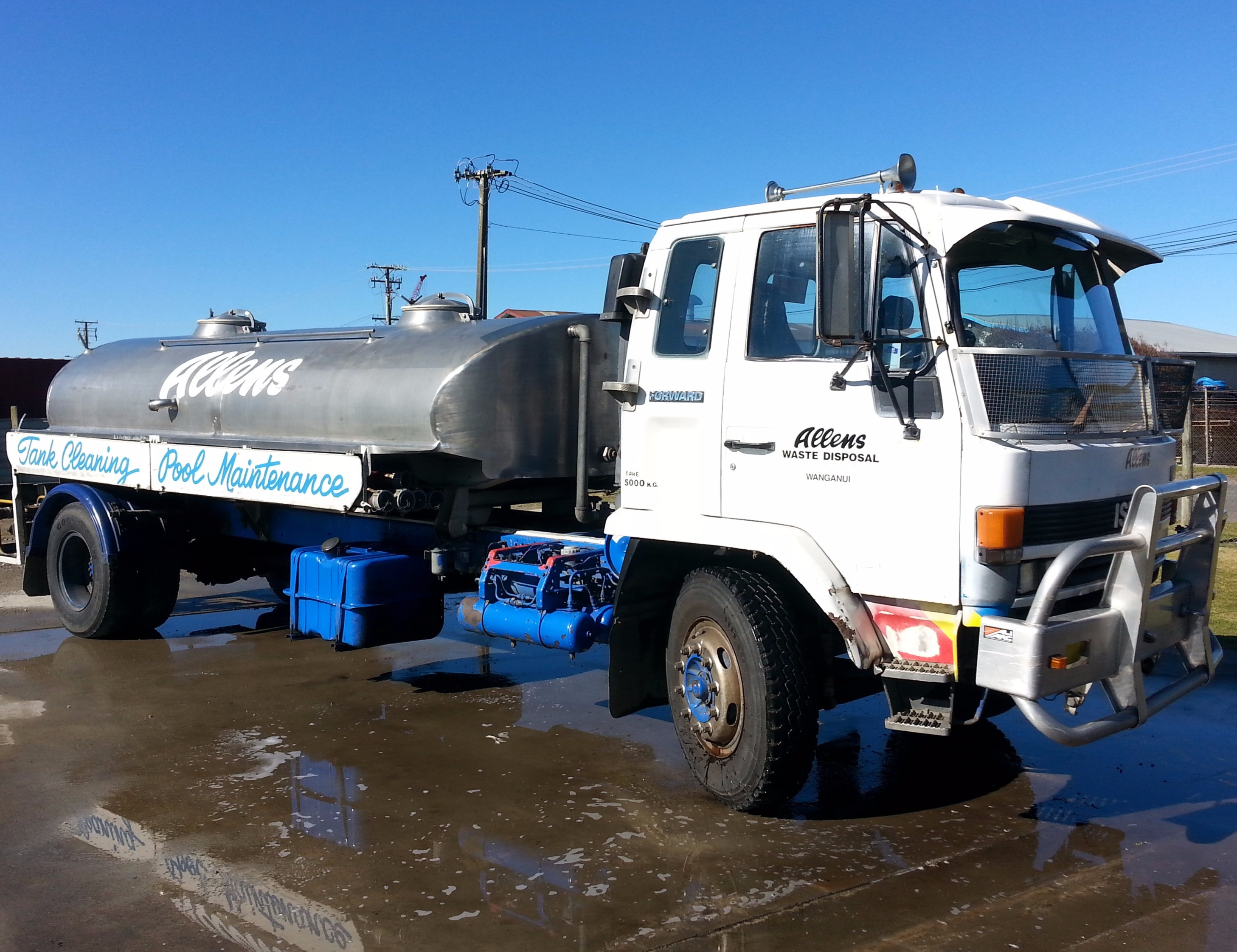 Allens Waste Disposal & Water Carriers