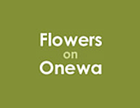 Flowers on Onewa