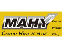 Mahy Crane Hire 2008 Ltd