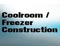 Coolroom/Freezer Construction
