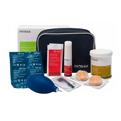 Hearing Aid Maintenance Kits