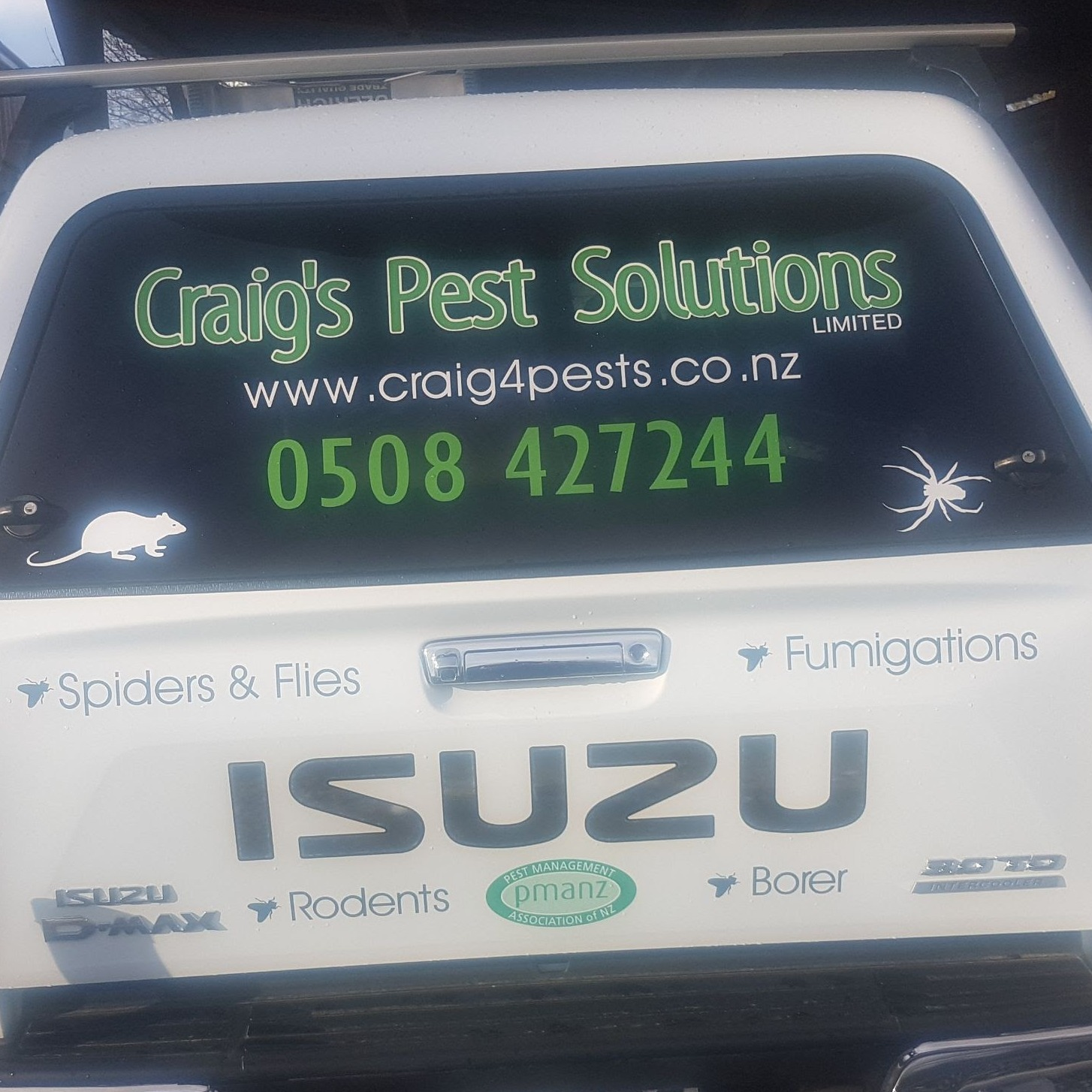 Craig's Pest Solutions Ltd
