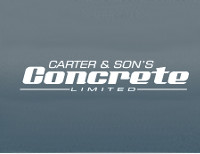 Carter & Sons Concrete Ltd