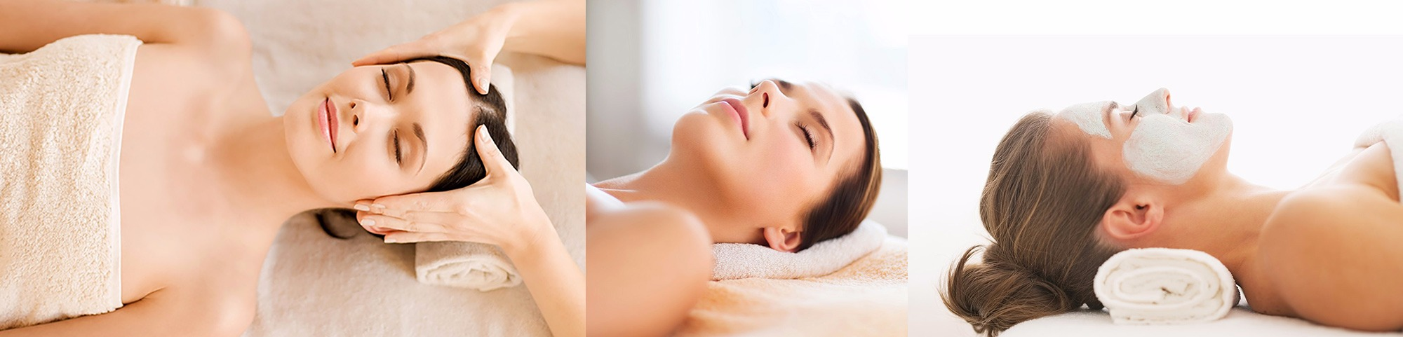 Rejuvenating Joyce Blok Facials and the full Joyce Blok Skincare Range available in salon.