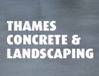 Thames Concrete & Landscaping Ltd