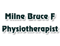 Milne Bruce F Physiotherapist