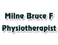 Milne Bruce F Physiotherapist