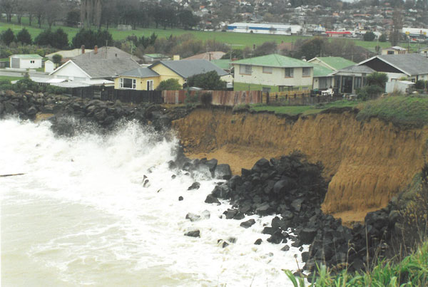 Timaru Coastline