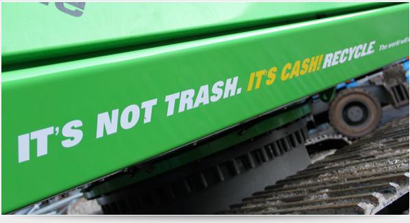 Scrap Crane Branding