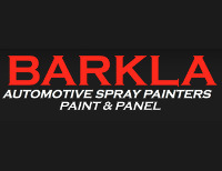 Barkla Automotive Spray Painters Paint & Panel