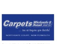 Carpets Wholesale & Retail (2006) Ltd