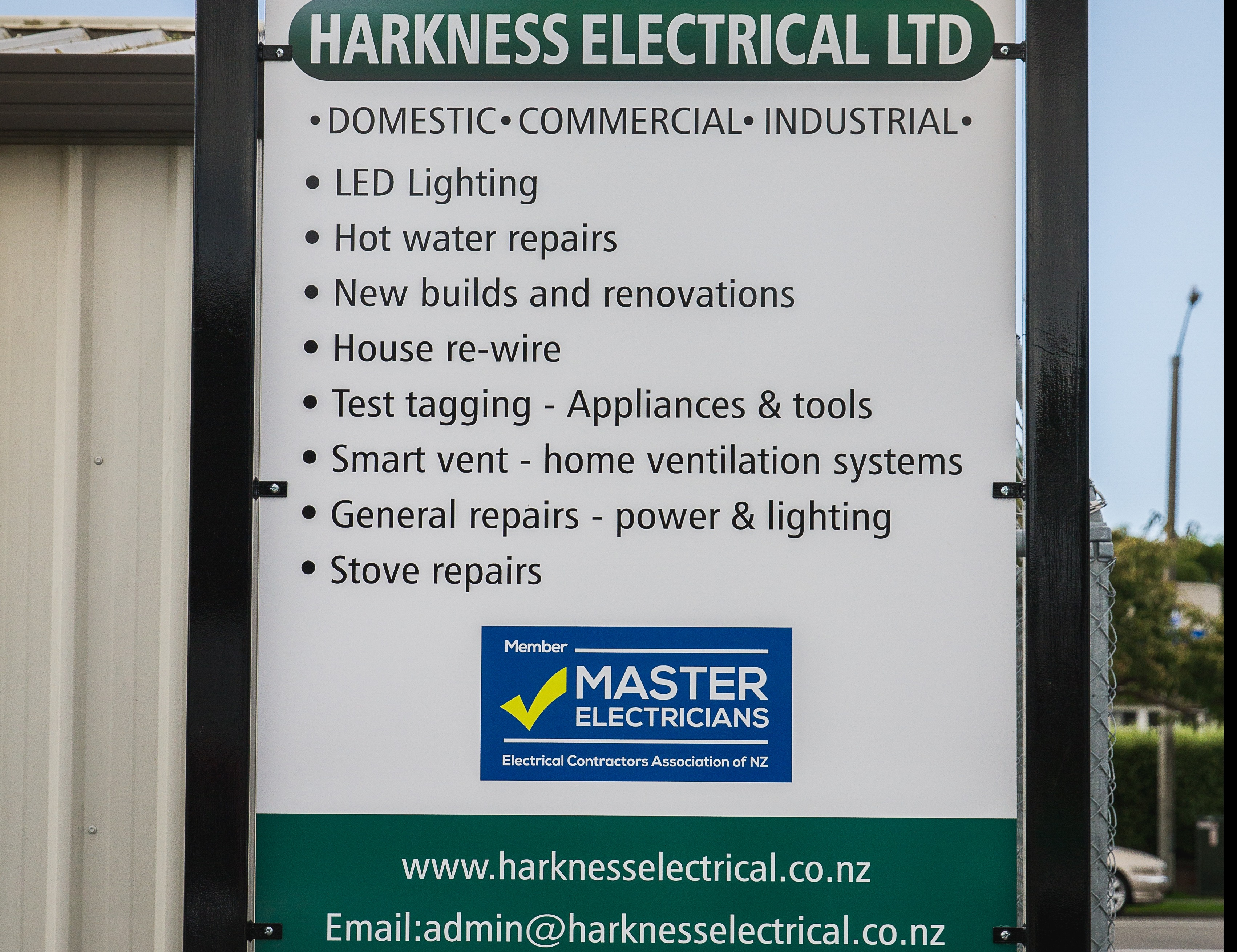 Harkness Electrical