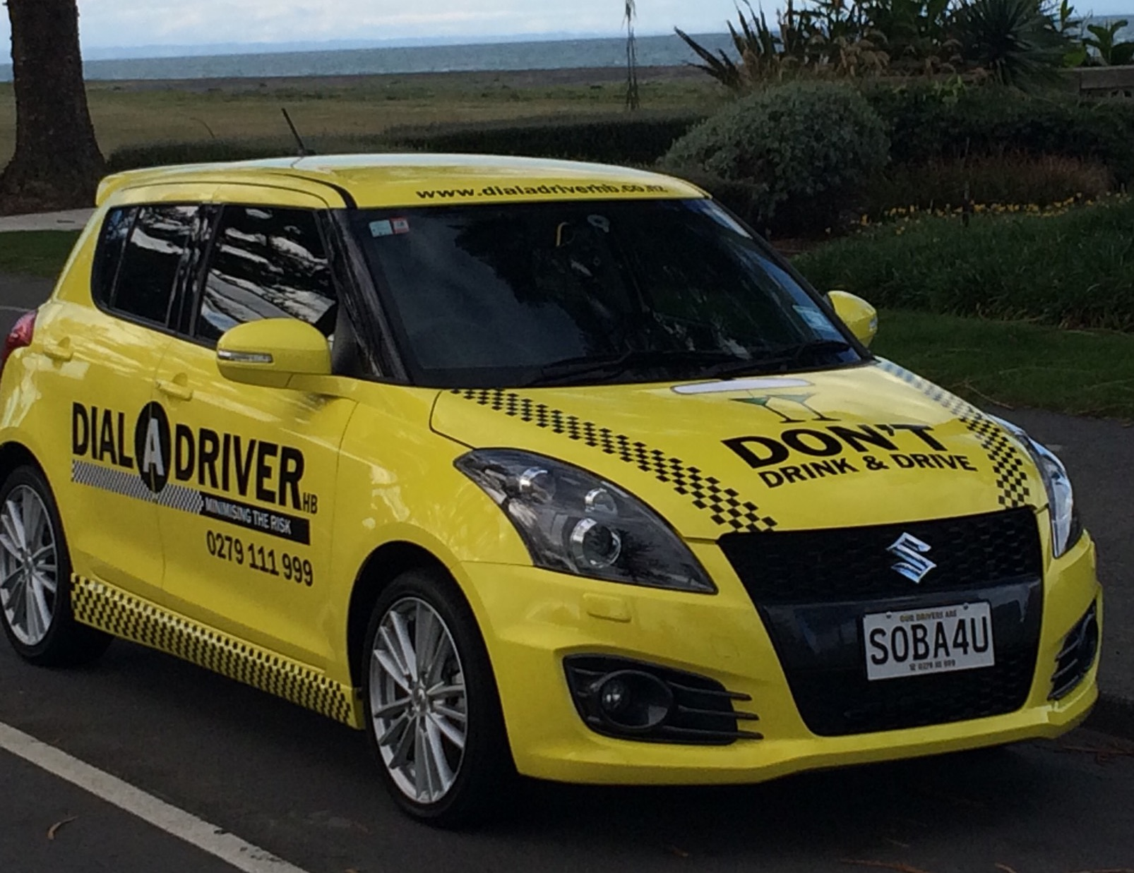 Corporate A 2 B & Dial A Driver Hawkes Bay