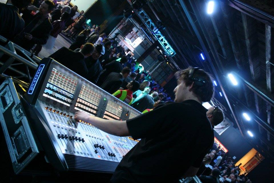 Corporate events, tech support and equipment hire