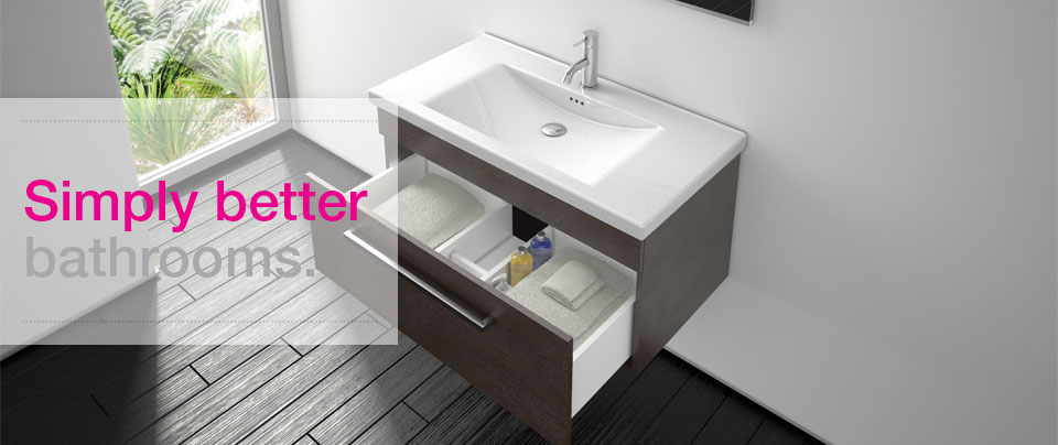 Bathroom Vanity New Zealand st michel industries ltd bathroom fittings | yellow® nz