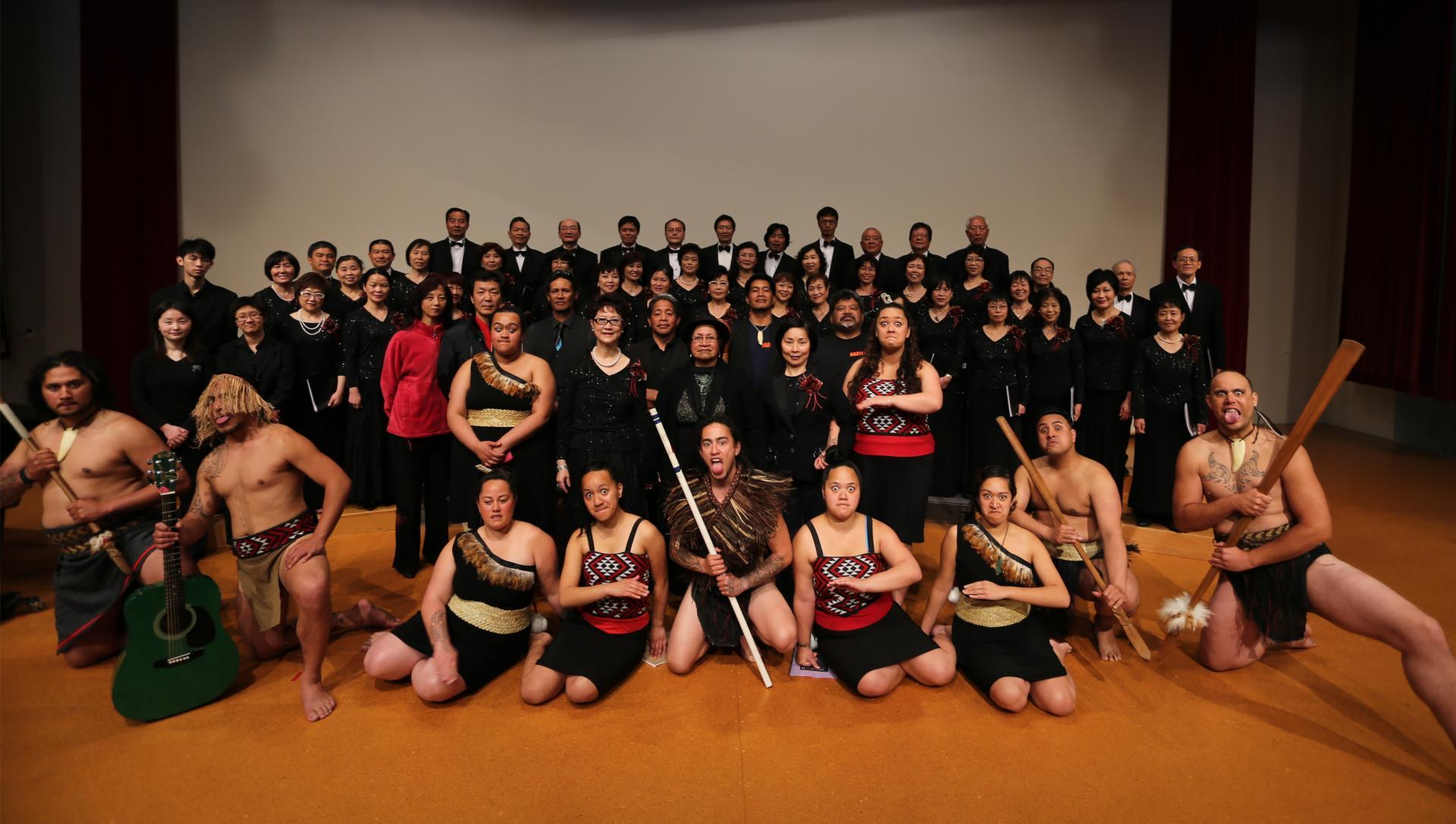 Maori Event