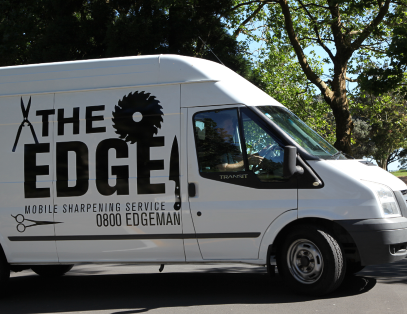 The Edge Mobile Sharpening Service