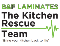 B & F Laminates - The Kitchen Rescue Team