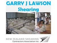 Garry J Lawson Shearing