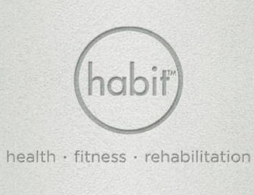 HABIT health . fitness . rehabilitation