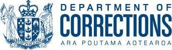 Corrections Department of Logo