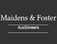 Maidens & Foster Auctioneers