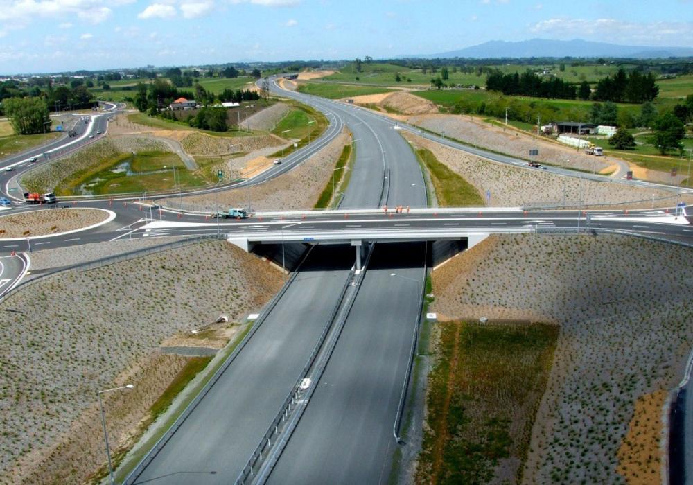 Waikato Expressway Project