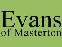 Evans of Masterton