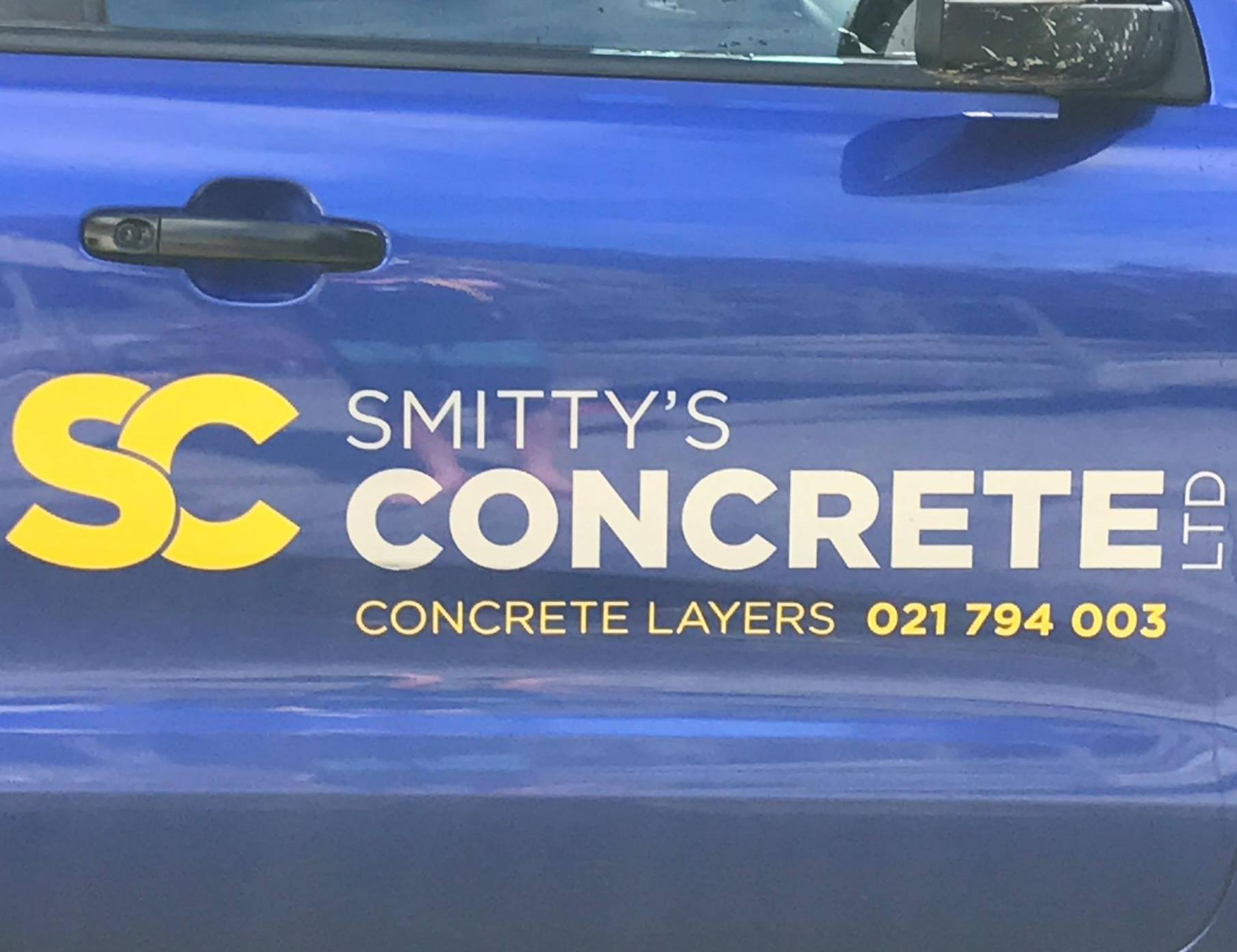 Smitty's Concrete