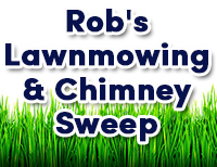 Rob's Lawnmowing & Chimney Sweep