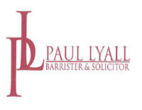 Paul Lyall Barrister & Solicitor