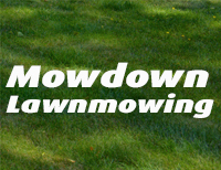 Mowdown Lawnmowing