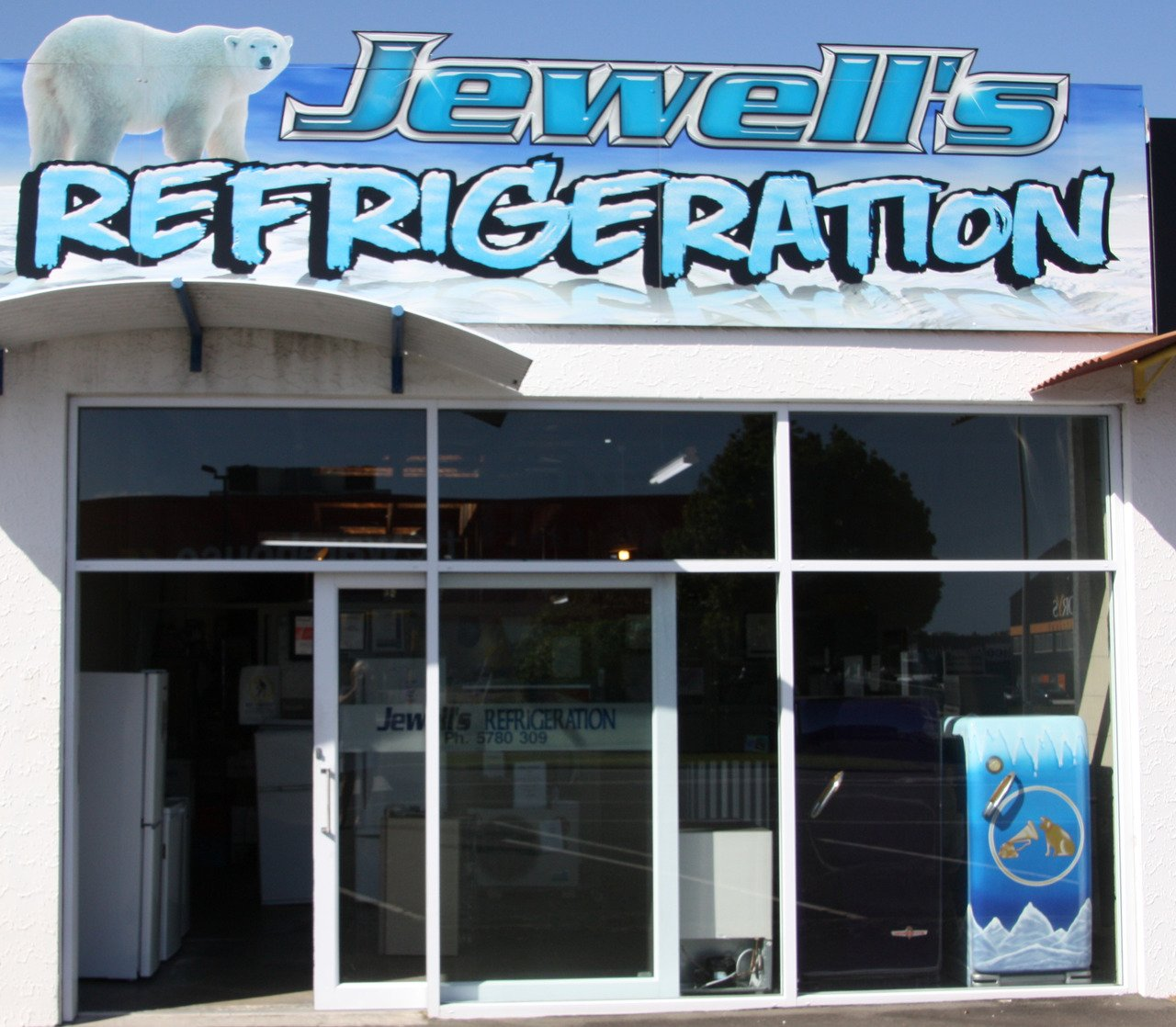 Professional refrigeration service