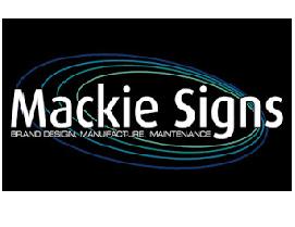 Mackie Signs