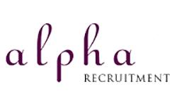 Alpha Personnel Recruitment Ltd Logo
