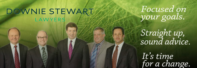 Downie Stewart Banner