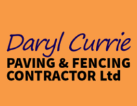 Daryl Currie Paving & Fencing Contractor Ltd