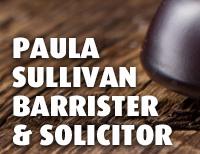 Paula Sullivan Barrister and Solictor
