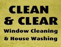 Clean & Clear Window Cleaning and House Washing