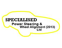 Specialised Power Steering & Wheel Alignment