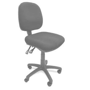 Gas swivel chairs