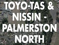 ToyoTas & Nissin @ PartsWorld